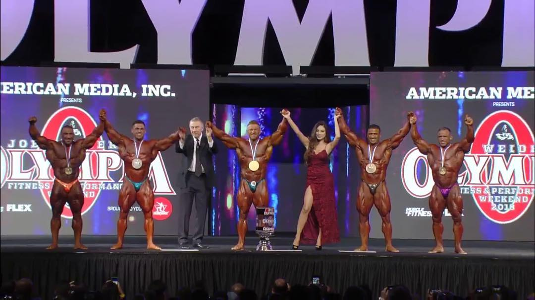 2018 Mr Olympia 212 Results Fitness Vloggers