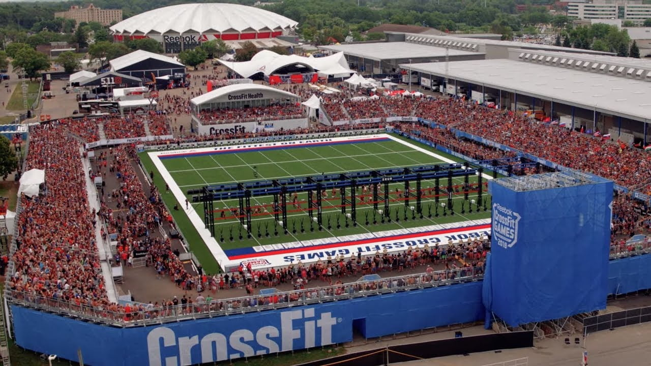 2021 CrossFit Games Tickets on Sale Now! - Fitness Vloggers